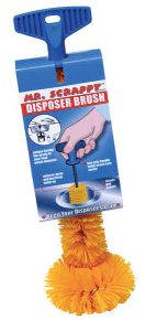 Mr Scrappy Disposer Brush