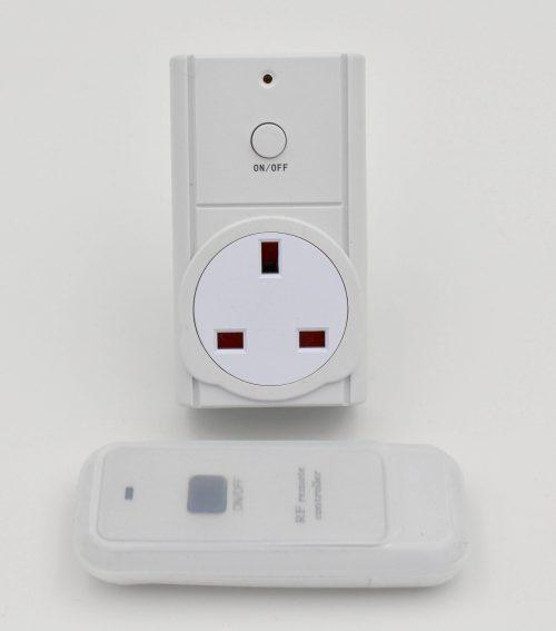 Mr Scrappy New Wireless Control Switch