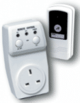 Wireless Control Switch for Waste Disposal Units